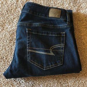 AE Super Stretch Favorite Boyfriend Jeans